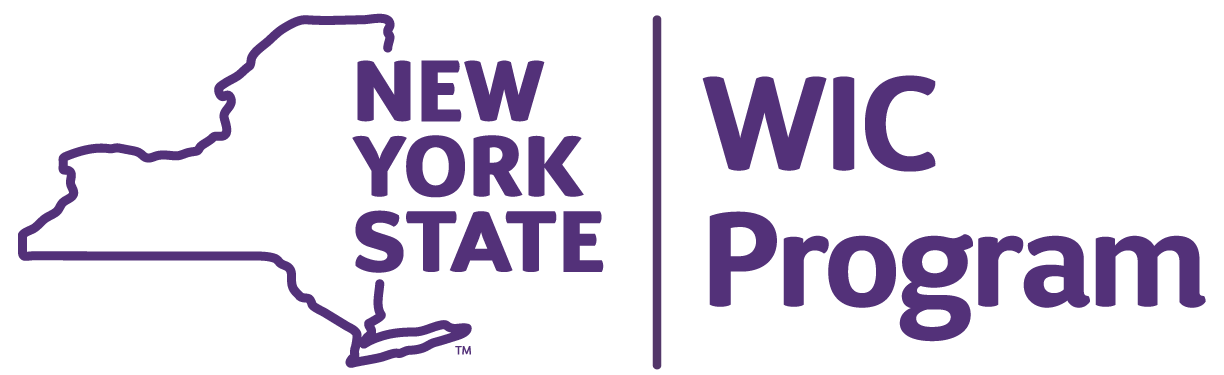 NYS WIC Program Purple PNG